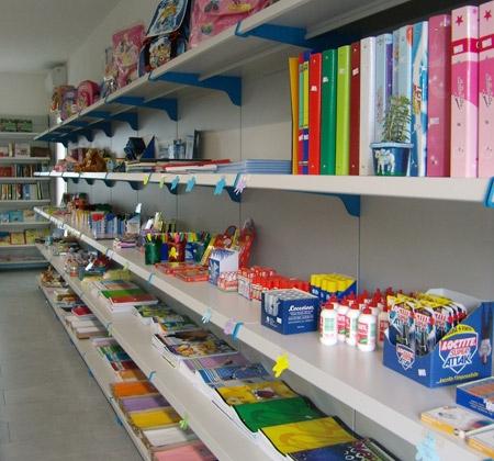 Stampofer fabbrica scaffalature e arredamenti for Arredamento cartoleria