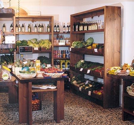 Stampofer fabbrica scaffalature e arredamenti for Arredamento frutta e verdura